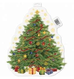 Vratni obesek Božično drevo