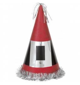 Party klobuček Santa