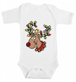 Otroški bodi Božiček z letalom