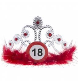 Tiara Znak stop za 18 rojstni dan