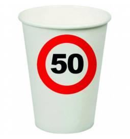 Kozarčki 260 ml, Stop znak za 40 let