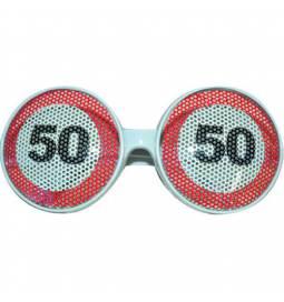 Party očala Stop znak za 40 let