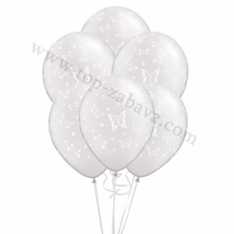 Poročni balonski šopek, Just Married, zlat 10/1