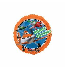 Folija balon Planes Dusty HB