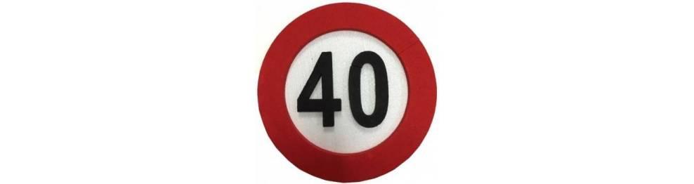 Zabava za 40 rojstni dan
