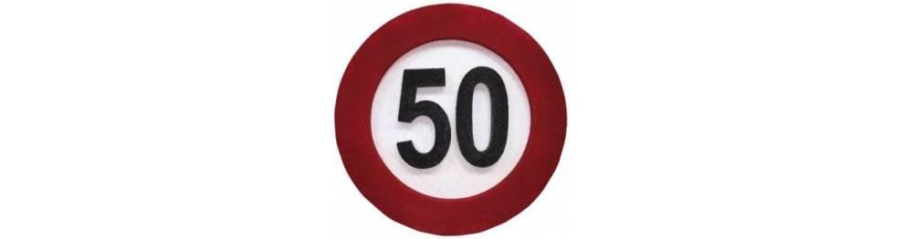Zabava za 50 rojstni dan