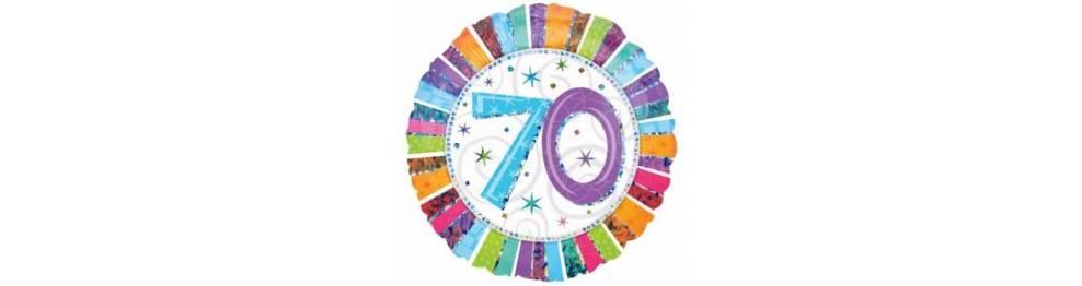 Zabava za 70 rojstni dan