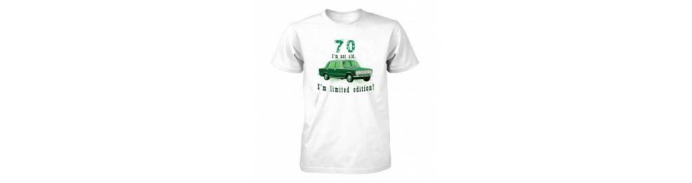Majice za 70 rojstni dan