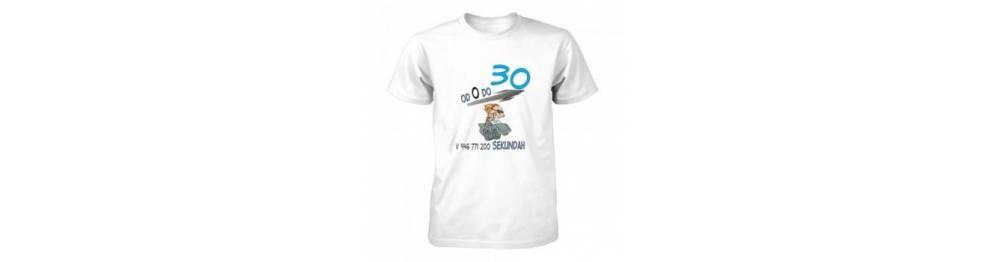 Majice za 30 rojstni dan