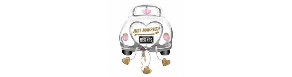 Folija poročni baloni