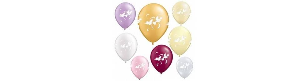 Lateks poročni baloni