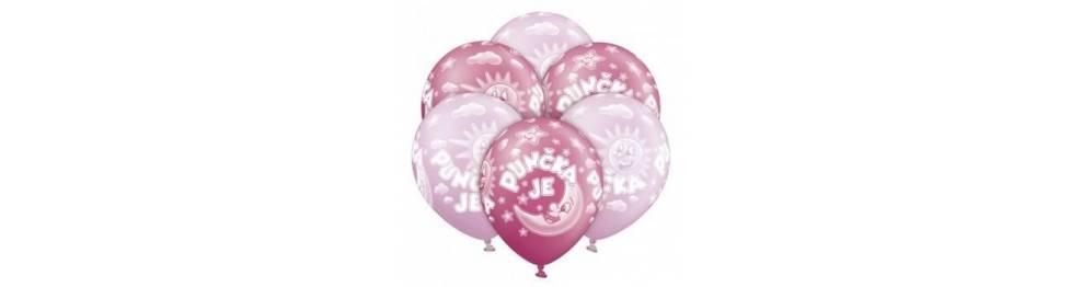 Lateks baloni za rojstvo