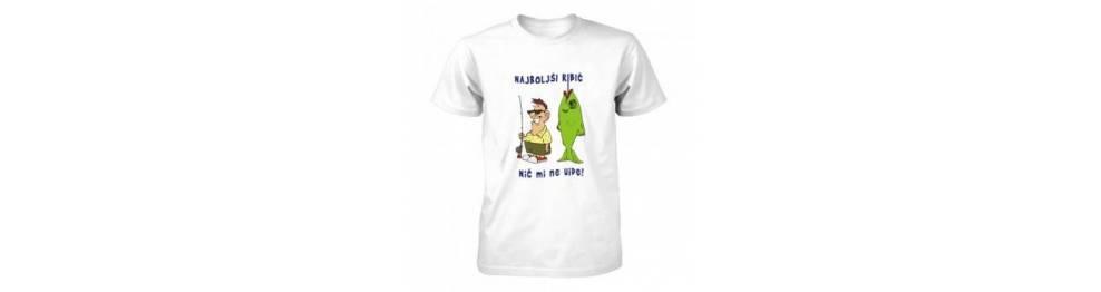 Majice za RIBIČE