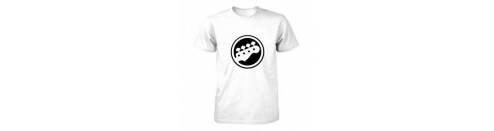 Majice za glasbene ljubitelje