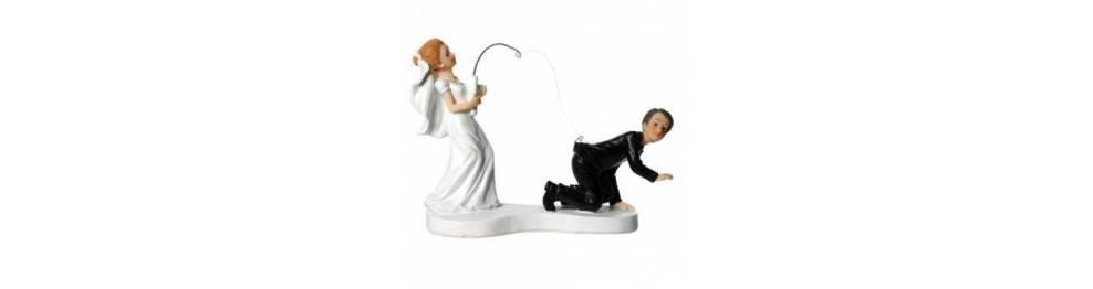 Poročni kipci