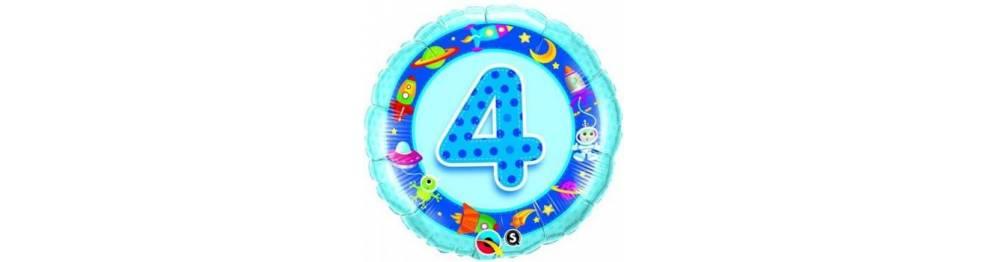 4. rojstni dan