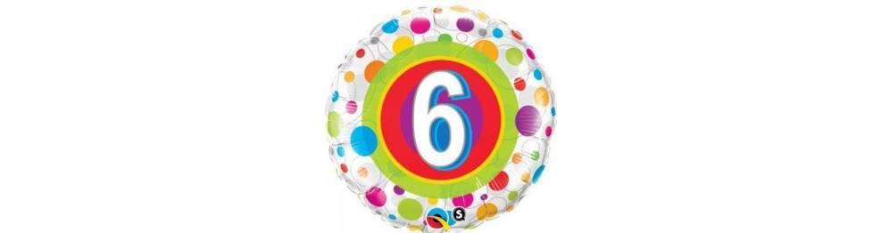 6. rojstni dan