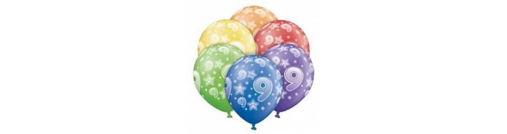 9. rojstni dan