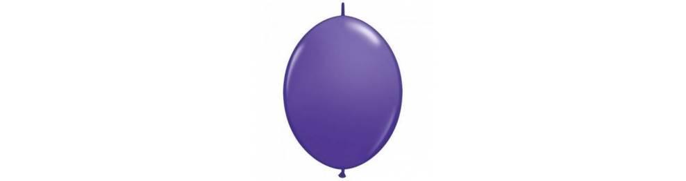 Baloni v obliki verige 15 cm