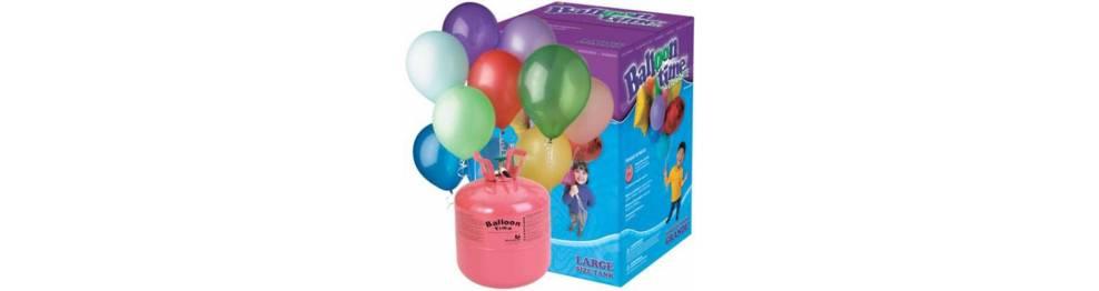 Helij in dodatki za balone