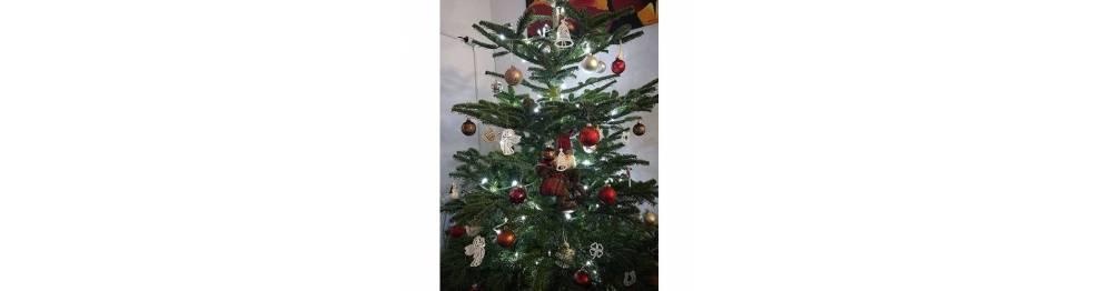 Unikatni Božični okraski