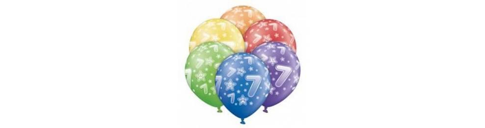 Lateks baloni za rojstni dan