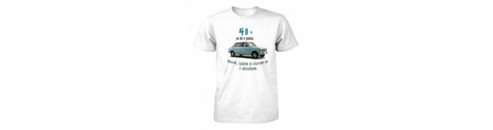 Majice za 40 rojstni dan